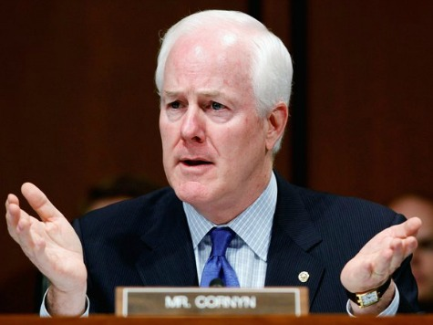 Cornyn's Military Voting Rights Bill Moves Forward