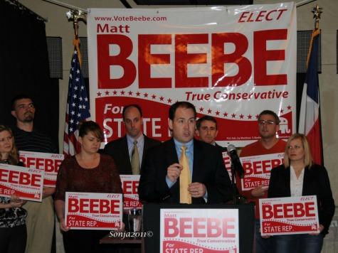 Letter from Matt Beebe on His Fight Against Left-Leaning Texas Speaker Joe Straus