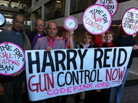 Senate Dems Exploit Ft. Hood to Peddle Failed Gun Control Policies