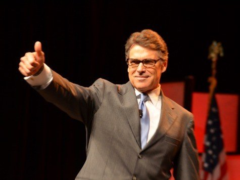 Rick Perry: Texas Will be the Democrats' 'Political Burial Ground'
