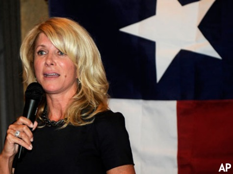 Wendy Davis: Republicans Don't Like 'People Who Don't Look Like Them'