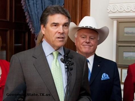 Rick Perry Endorses Sid Miller