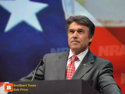 Governor Rick Perry goes on Offensive for Job Creating Energy Policy