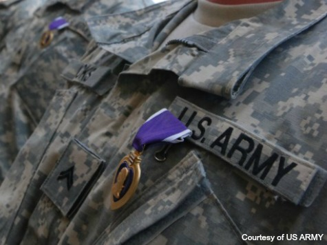 Fort Hood Shooting Victims Just a Signature Away From Purple Heart Medals