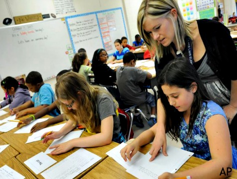 Common Core Change Agents Operating in Texas