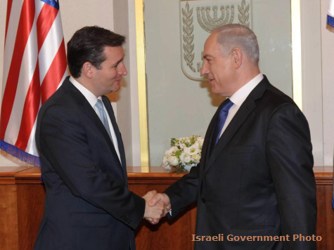 Sen. Ted Cruz Speaks of the Compassion of Israeli Military toward Syrians