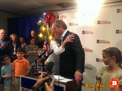 Dewhurst Calls for Party Unity in Concession Speech