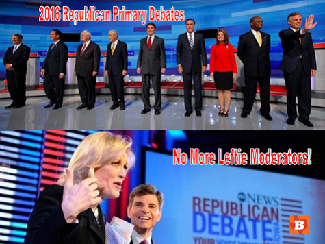 RNC Debate Commission: No Leftie Moderators