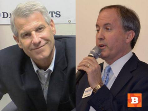 Texas Dem AG Candidate Pledges Surrender to Washington