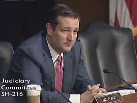 Ted Cruz Opposes Democrats' Attempt to Stifle Free Speech
