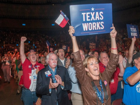 Hellfire and Brimstone Fly Over Gays at Texas GOP Convention