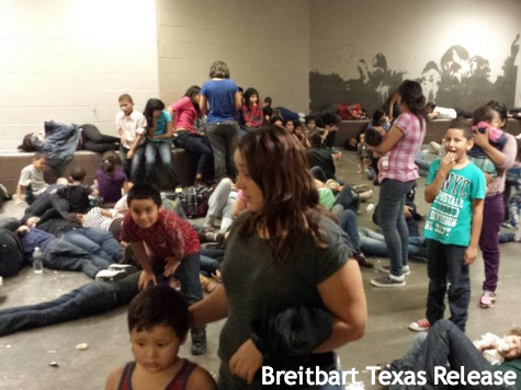 Border Crisis Images Play Role in Cantor's Defeat