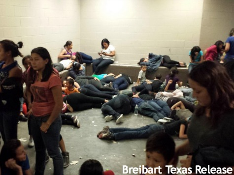 Feds Propose Sending Texas Border Crisis Foreign Minors to Baltimore