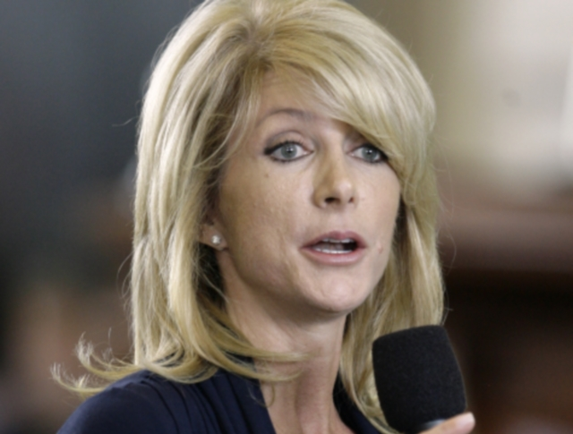 Republicans Continue to Lead in Texas While Wendy Davis Crumbles