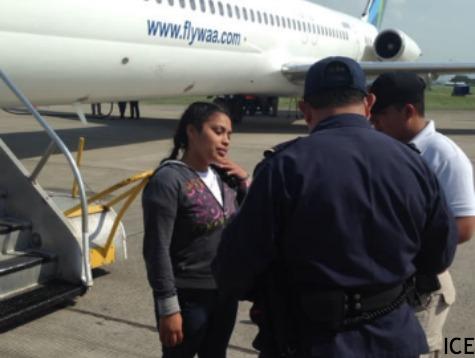 Fugitive from Honduras Caught Crossing US Border