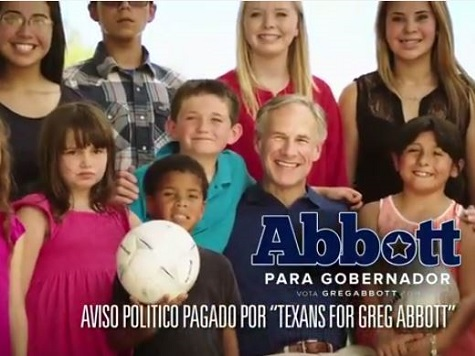 Abbott's First TV Ad Against Wendy Davis Airs During World Cup–in Spanish