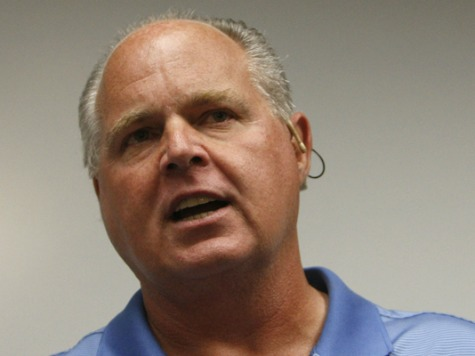 Rush Limbaugh Cites Breitbart Texas on Border Crisis