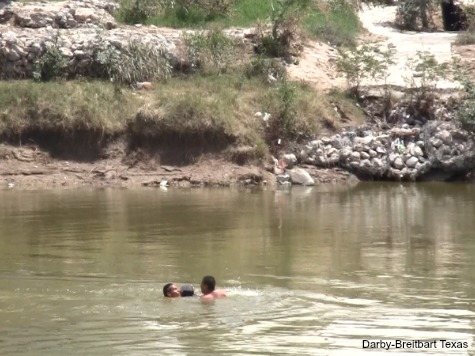 Illegal Aliens Thwarted at Texas Border by Border Patrol