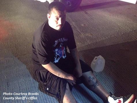 Previously Deported Mexican Felon Captured 80 Miles Into Texas