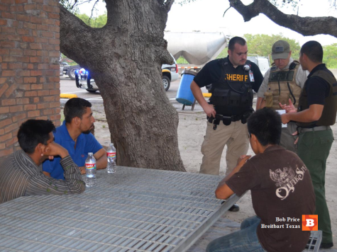 Illegals Busted After Asking Texas Sheriff Deputy for Ride