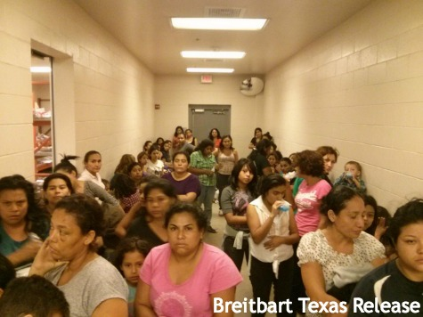 Dallas Opposition to Illegal Immigrant Shelter Largely Falls Flat