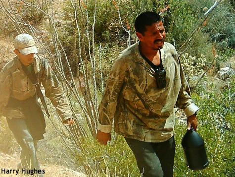 Arizona Military Testing Range a Hotbed of Border Smuggling Activity