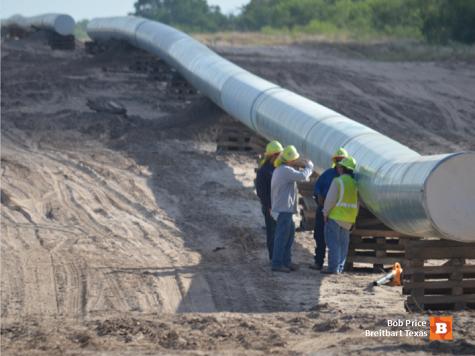 Texas Pipeline Creates Illegal Immigrant Super-Highway