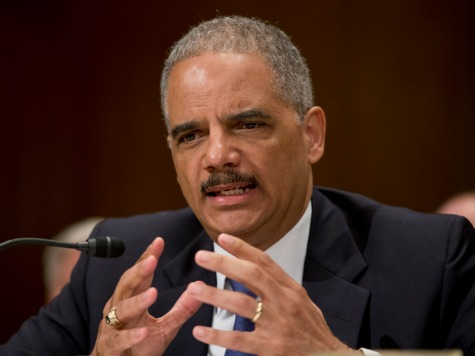 Holder Trying to Exploit Redistricting Battle