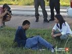 NBC Affiliate Follows Breitbart Texas on Falfurrias Immigration Trail