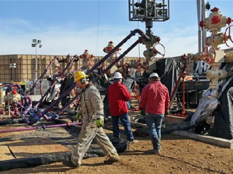 Texas Gas Town Rejects Fracking Ban