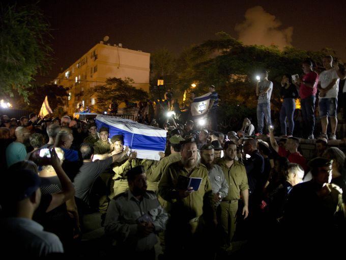 Hero: 20,000 Israelis Mourn Fallen Texan in Haifa, Israel