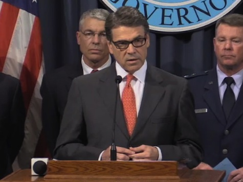 Perry's National Guard Deployment More Symbolic Than Sustainable