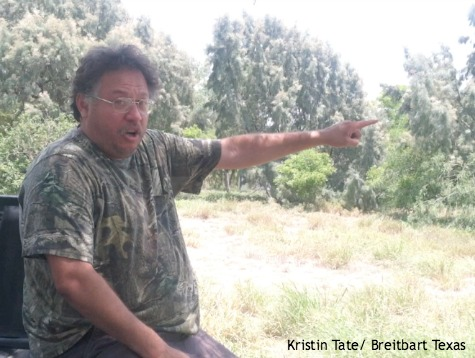 Border Resident: I Can Hear Illegals 'Talking' and 'Yelling' on My Property