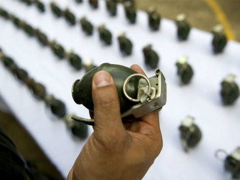 Grenade Found Near Scene of Shooting Along Texas-Mexico Border