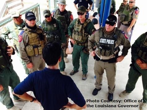 LA Gov. Bobby Jindal to Obama: 'Man Up and Secure the Border'