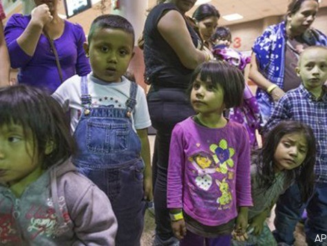 10 Illegal Immigrant Minors Diagnosed with TB