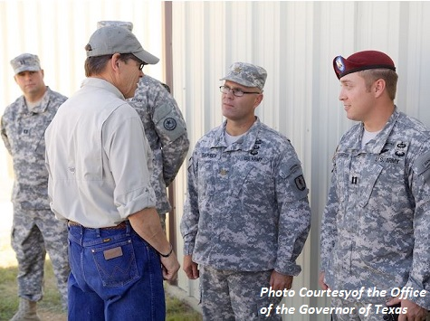 AP, Most Media Wrong on Texas Guard Border Deployment