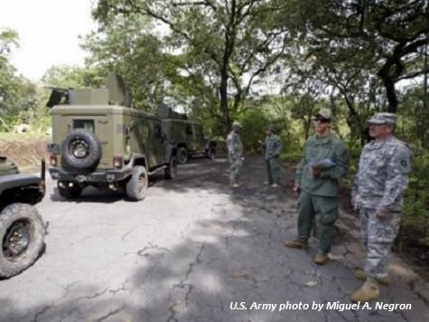 'Hypocritical' Mexico Slams Texas' Deployment of National Guard on Border