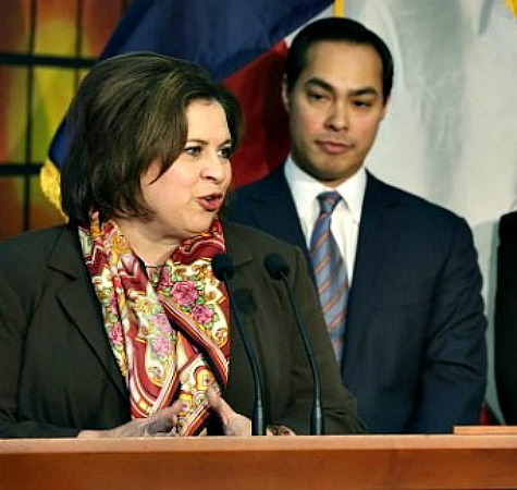 Van De Putte Proposes Raiding Texas Rainy Day Fund To Make College Free-for-All