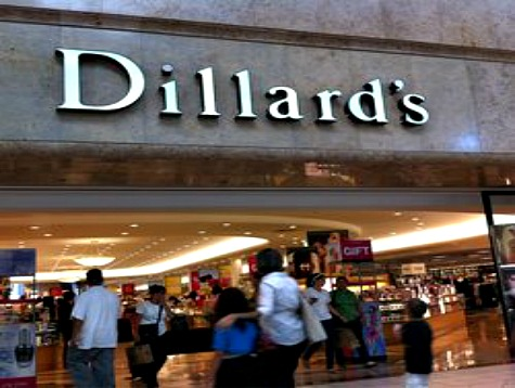 Houston Family Stuck In Dillards Elevator