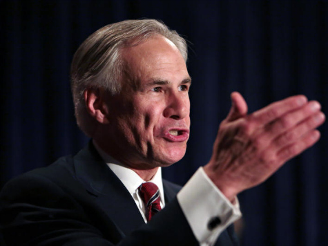 """Abbott: It's """"Bizarre"""" to Prosecute a Governor For Exercising Veto Authority"""
