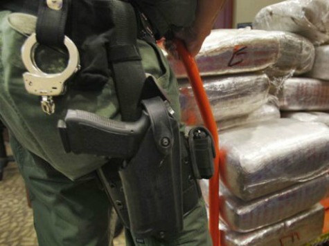 500 Pounds of Marijuana Seized from Backpacks Near Texas Border
