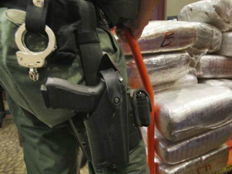 500 Pounds of Marijuana Seized from Backpacks Near Texas Border