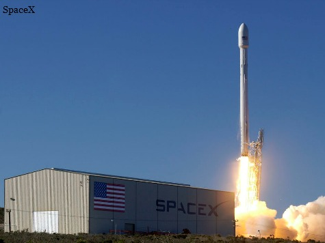 SpaceX Rocket Explodes in Central Texas