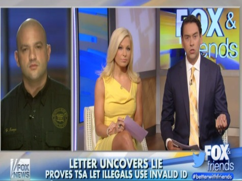 Border Patrol Agent: TSA Made 'Bold Attempt to Fool the American Public'