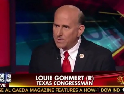 Gohmert: Obama Has 'Consistently Chosen to Side With Radical Islamists'