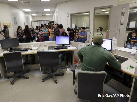 Immigration Courts' Backlog Creates Virtual Amnesty