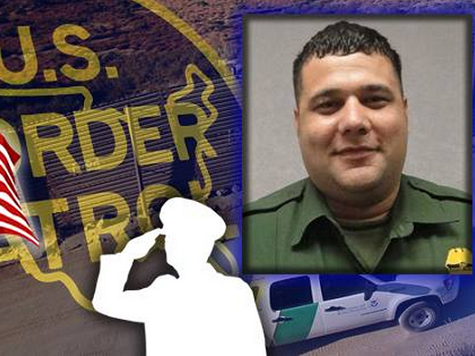Border Patrol Agent Killed in Texas