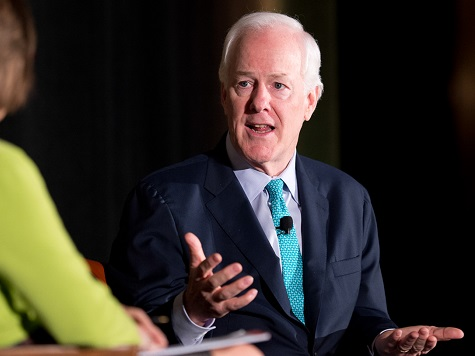"Cornyn: Senator Reid Has Turned The Senate into a ""Killing Field"" For Good Legislation"