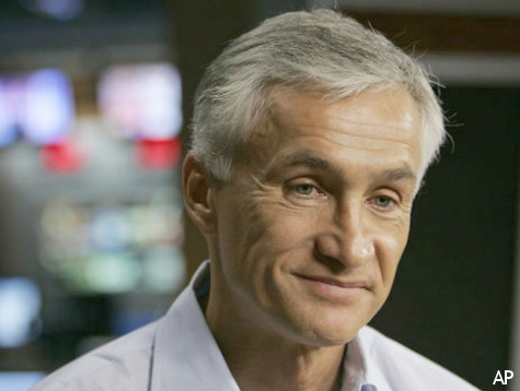 Jorge Ramos to CNN Media Reporter: Makes No Sense to Hide Liberal Biases